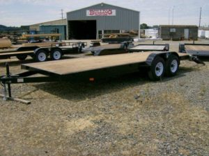 Bulldog Trailers Equipment 716H