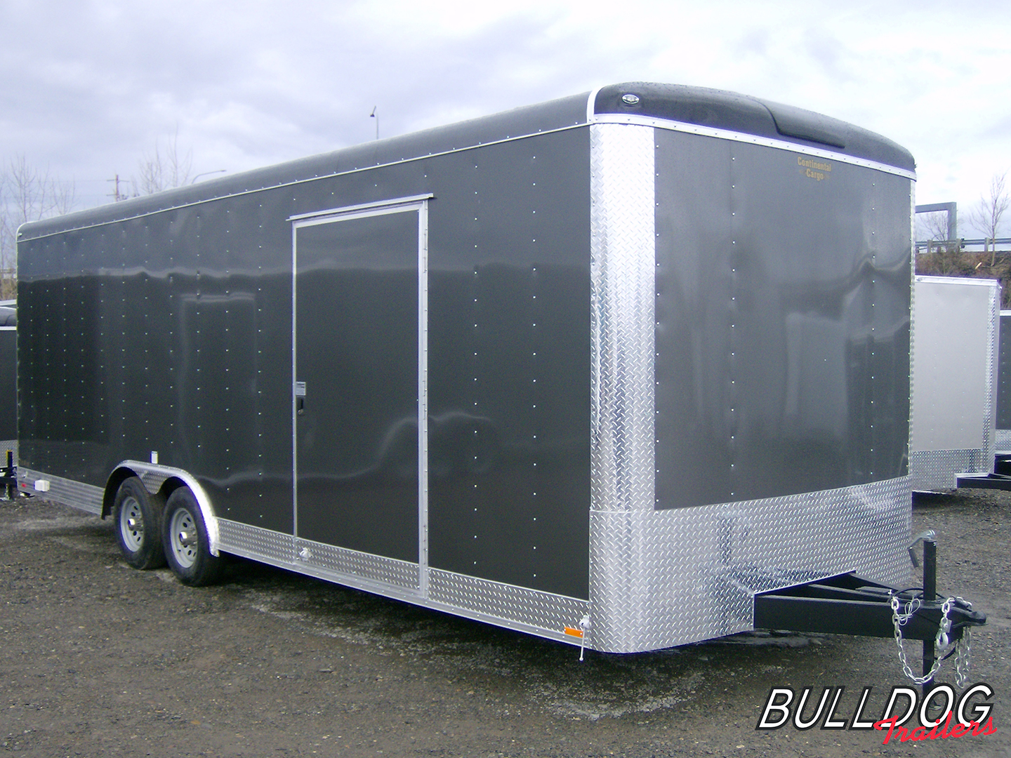 Bulldog Trailers New and Used Cargo Utility Equipment Flatbed